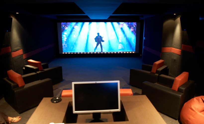 Digital Theatre at Filmcity Goregaon